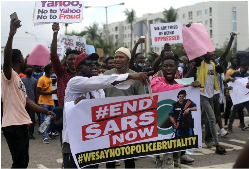 #EndSARS: Be Civil – Activist Tells Protesters