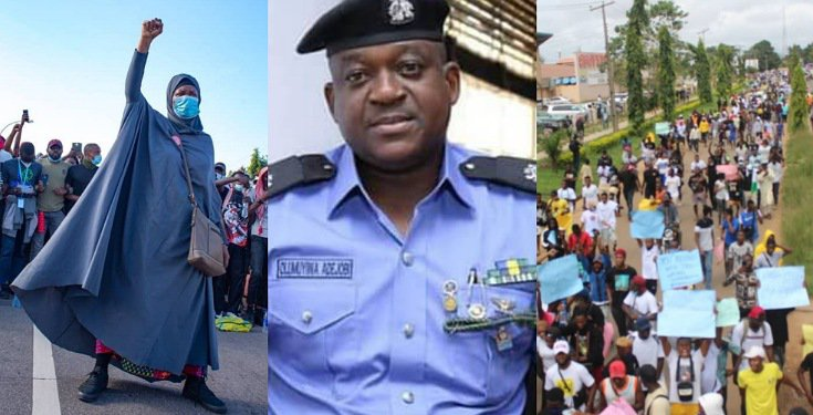 #EndSARS: No form of Protest either Peaceful or Violent will be Tolerated in Lagos - Police Warn