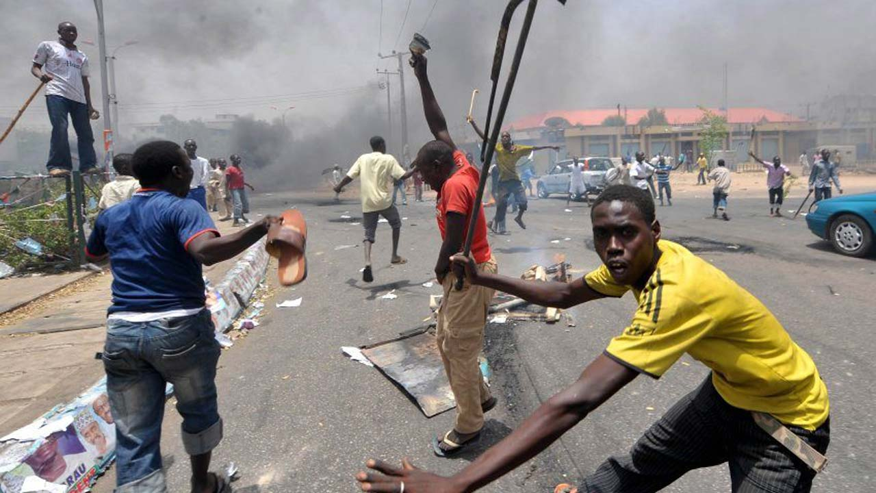 #EndSARS: Thugs Attack Iwo Local Govt Secretariat, Destroy Properties in Osun State
