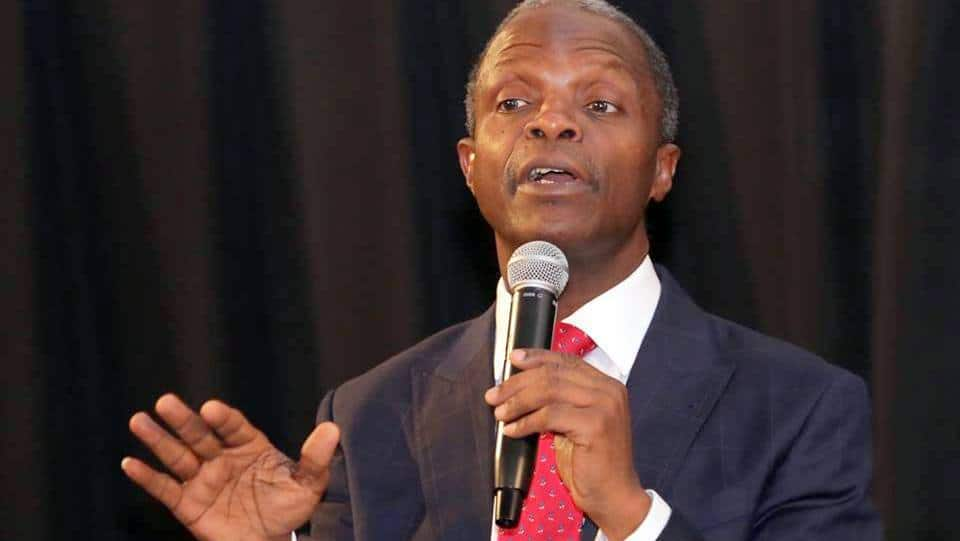 #EndSARS: We Are Sorry, We Feel Your Pains - VP Osinbajo Beg Nigerians Over Police Brutality
