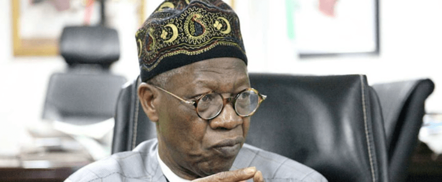 #EndSARS: We must regulate Social Media before it Destroys Us - Lai Mohammed