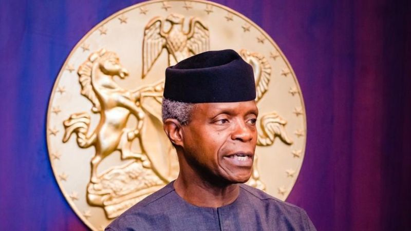 #EndSARS: Yemi Osinbajo Speaks On #LekkiMassacre