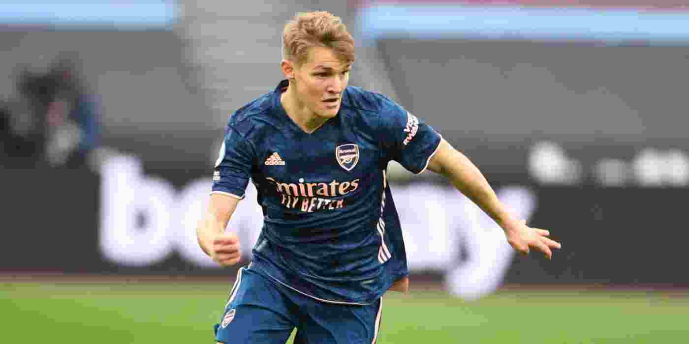 EPL: Arsenal fears Chelsea could hijack Odegaard Deal