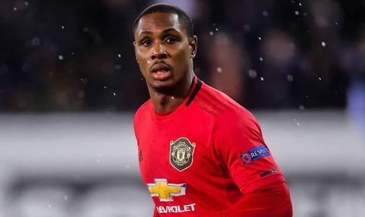 EPL: I was Naked, Sleepless when I got call to join Manchester United - Ighalo