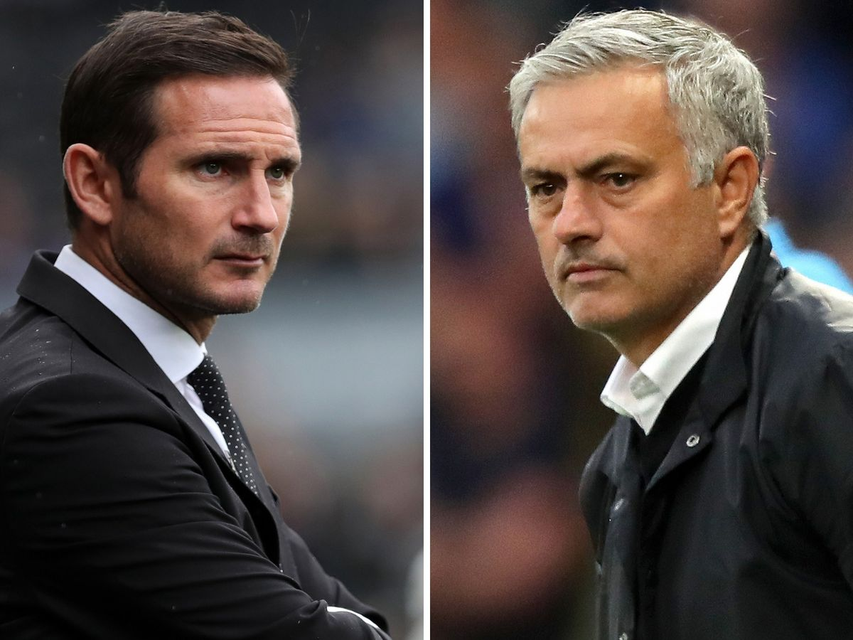 EPL: Lampard hits back at Mourinho over title Claims