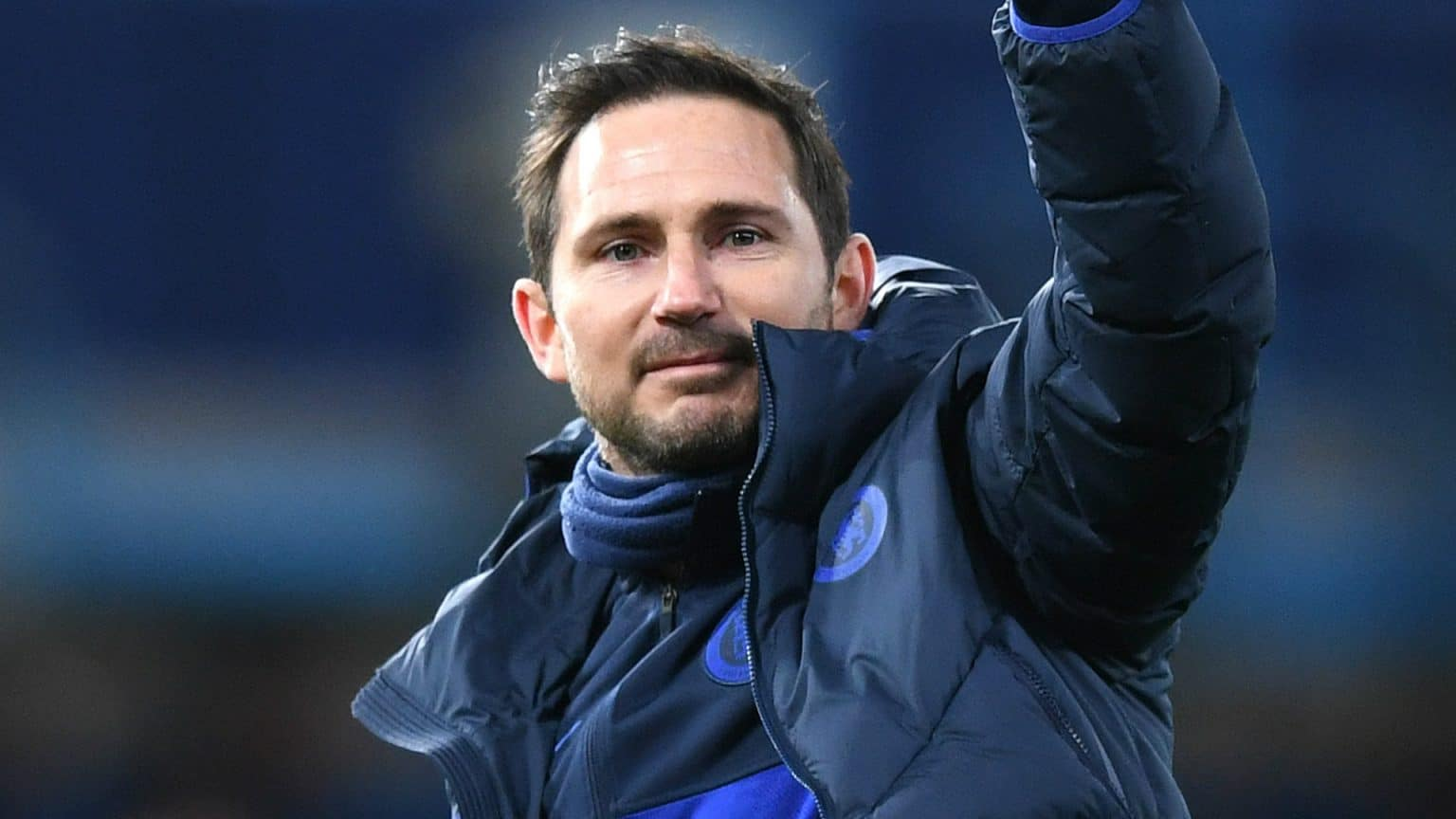 EPL: Lampard reacts as Chelsea go top of League Table