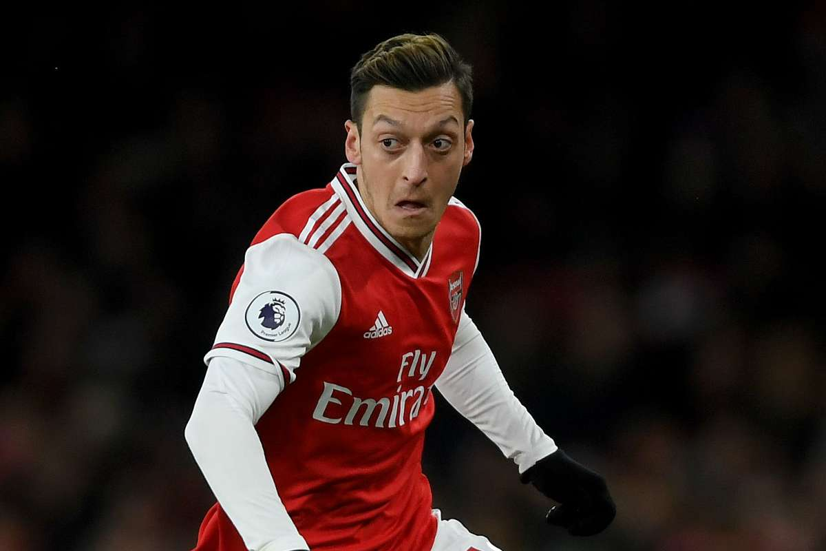 EPL: Ozil's departure from Arsenal 'Confirmed'