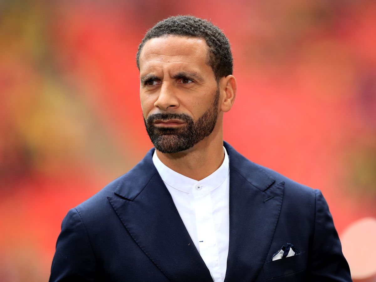 EPL: Rio Ferdinand tells Martial, Rashford, Greenwood one area to Learn from Cavani