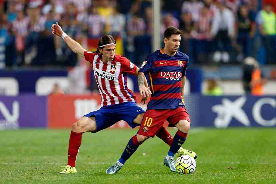 Ex-Atletico Defender Luis Reveals Best Ways To Defend Against Messi