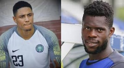 EXCLUSIVE: Okoye, Uzoho Are Nigeria's Best Goalkeepers – Aikhomogbe