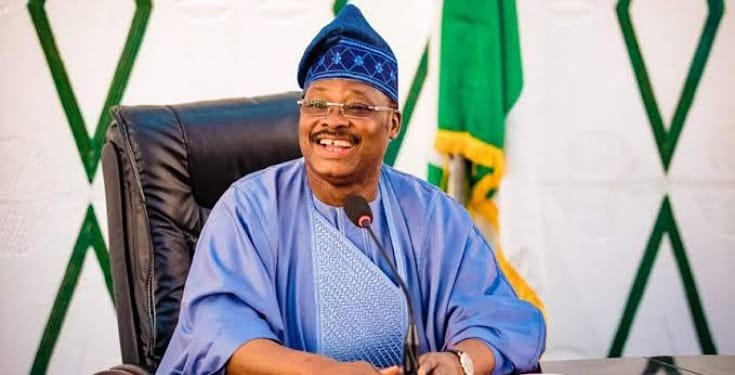Ex-Oyo Governor, Abiola Ajimobi Is Dead