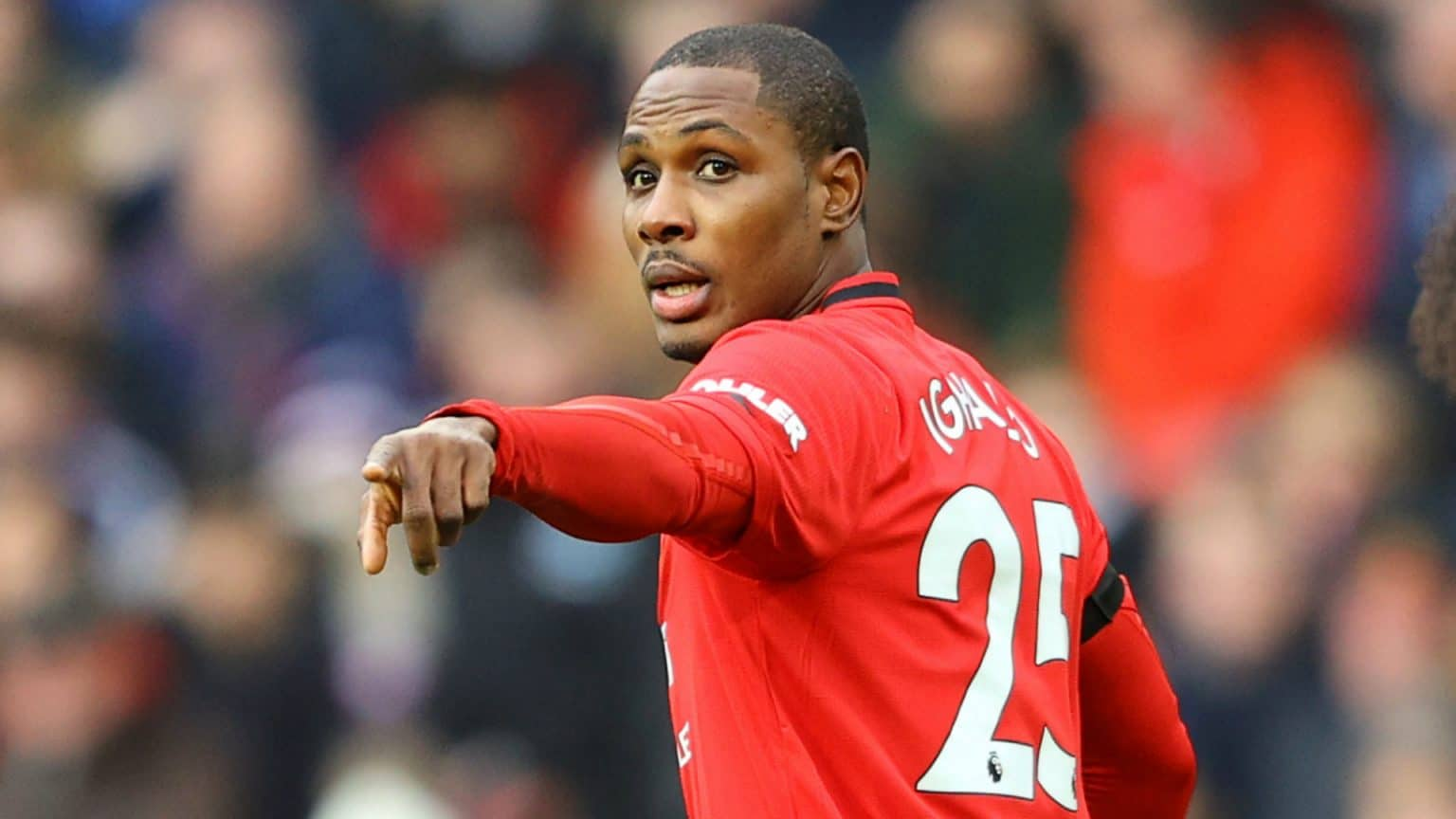 FA Cup: Ighalo included in Man Utd squad to face Watford