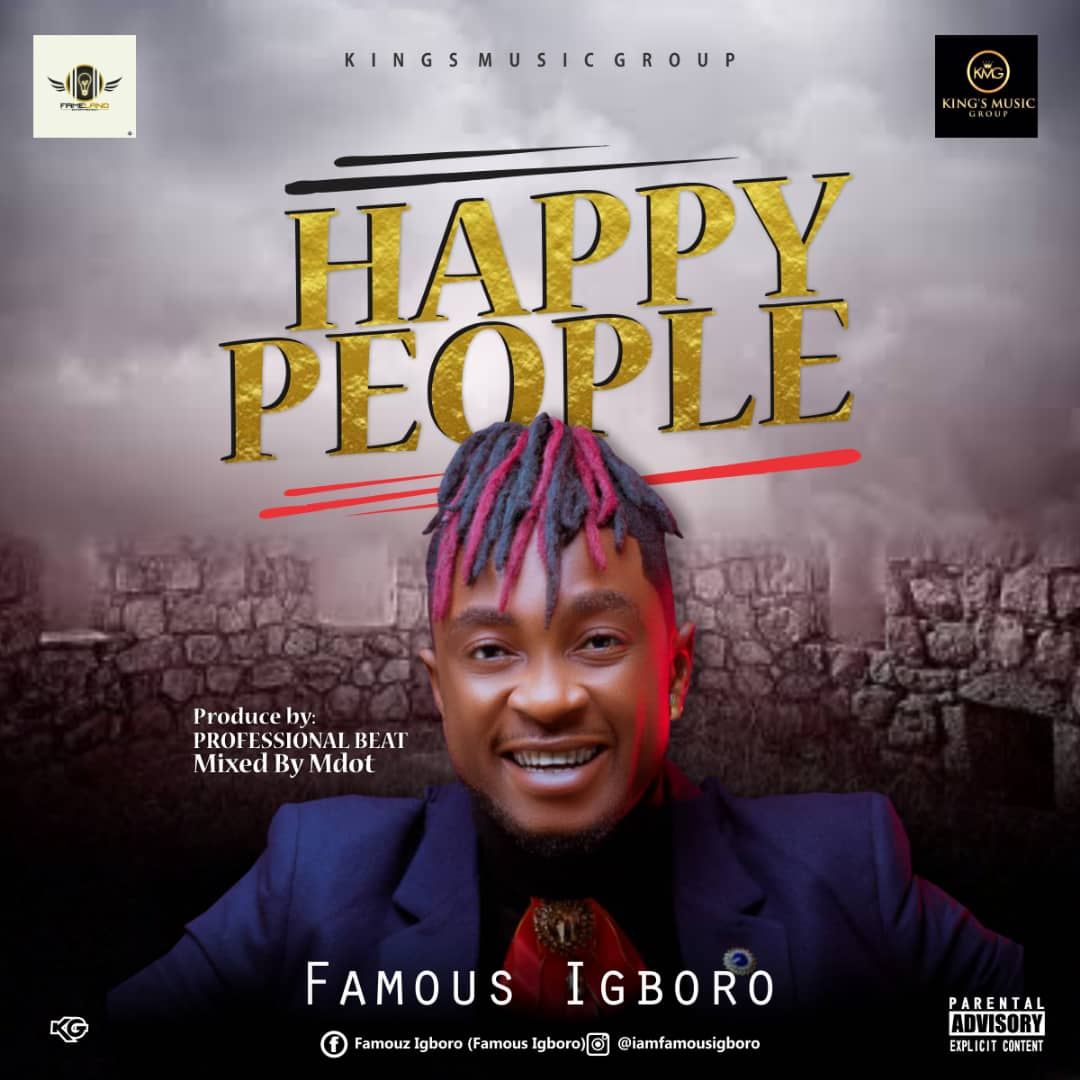 Famous - Happy People (Prod. By Professional)