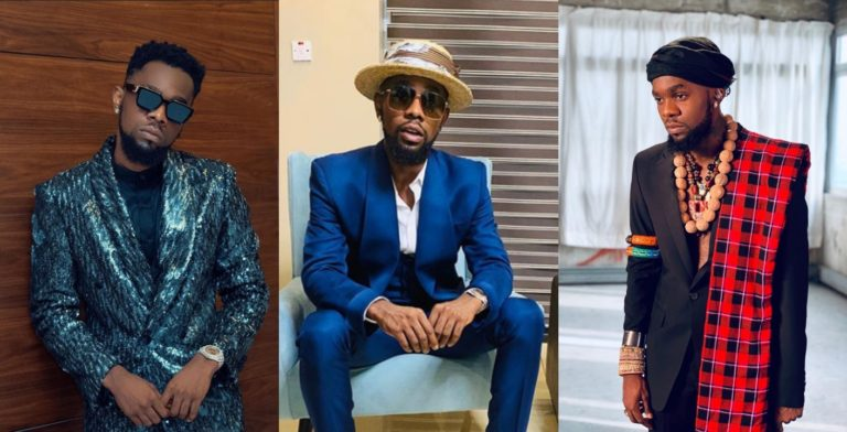 Fans and Colleagues Celebrate Patoranking as he marks 30th birthday