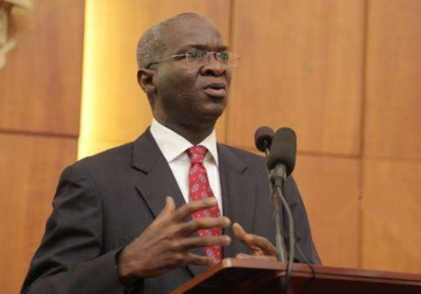 Fashola Slams Obasanjo Over $12BN Loan