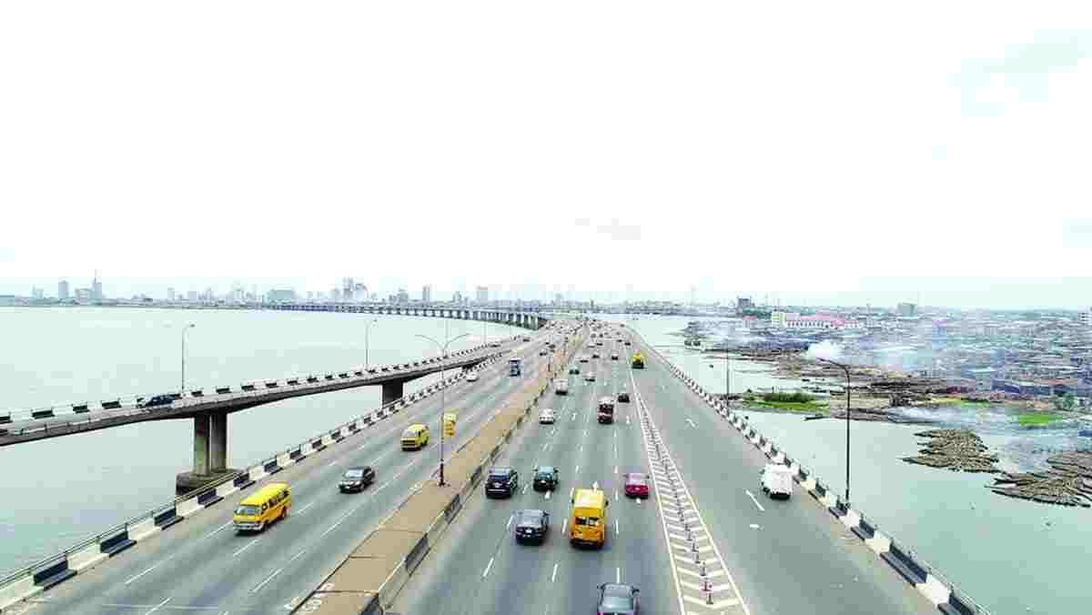 Federal Government reopens Third Mainland Bridge