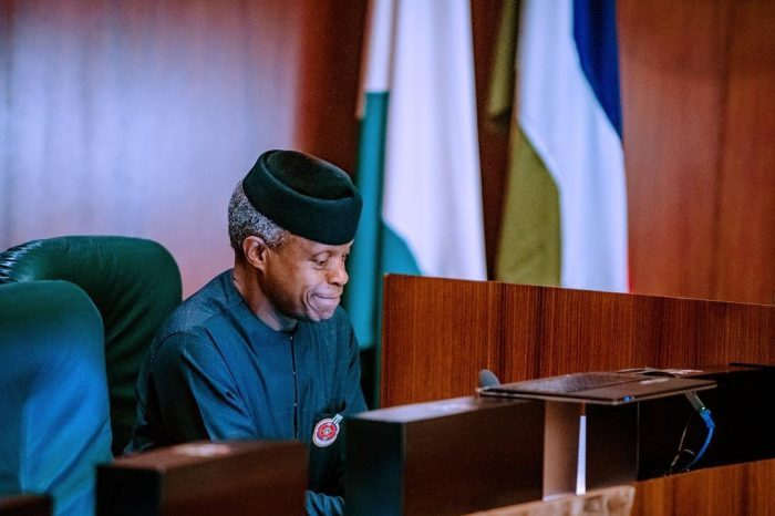 Federal Government Will Get Justice For Nigerian Traders In Ghana – Osinbajo