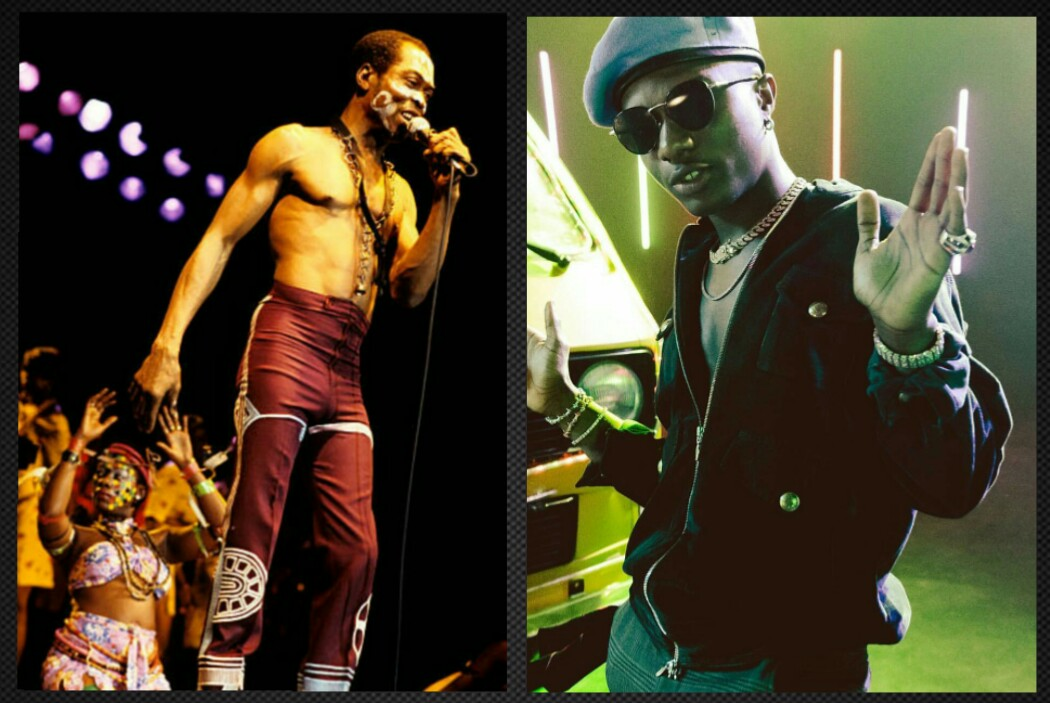 "Fela Made Songs About Bad Leadership Before I Was Born But Nothing Has Changed"" - Wizkid"