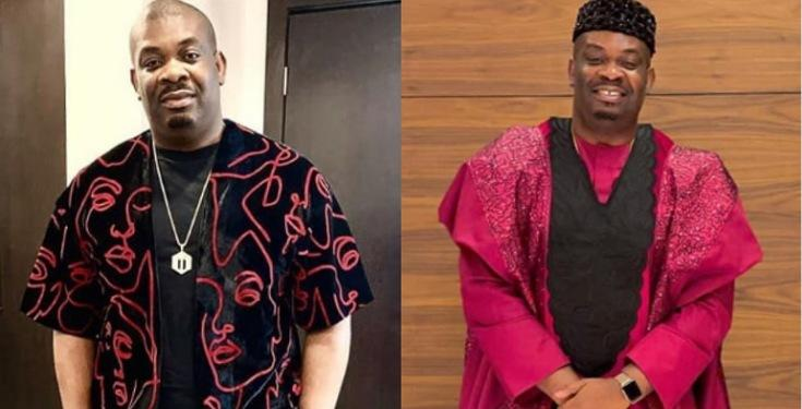 Female fan Surprises Don Jazzy with a Gift to Thank him for Helping her Months Ago