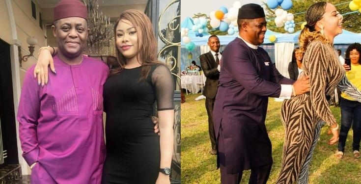 Femi Fani-Kayode and Wife allegedly Part ways over Domestic Violence