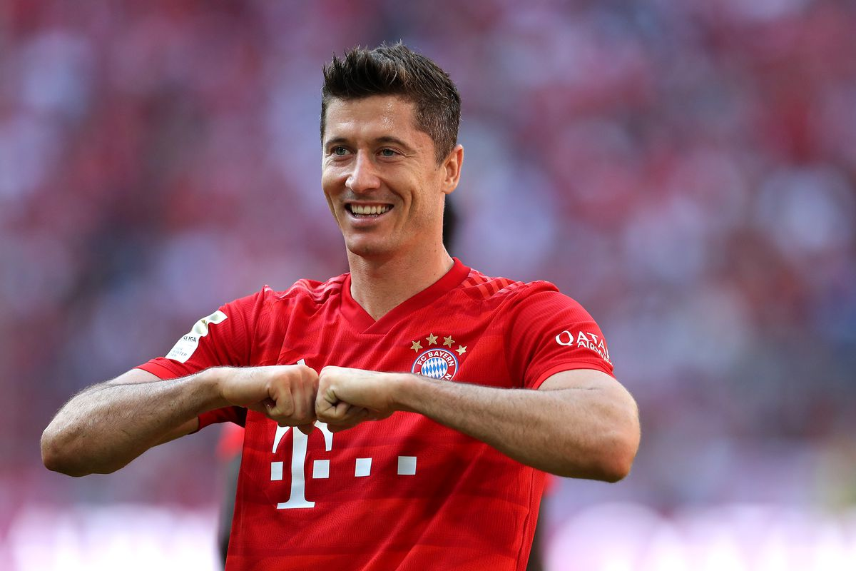 FIFA Best Player Award: Lewandowski sure of beating Messi and Ronaldo