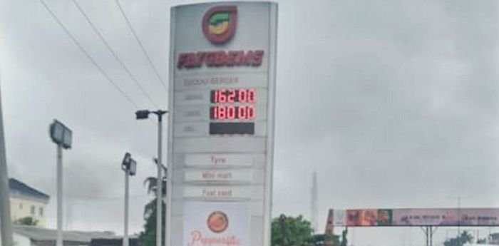 Filling Stations Adjust Pump Prices, Sell Petrol At N162