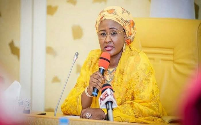 First Lady, Aisha Buhari Calls For Prayers For Nigeria