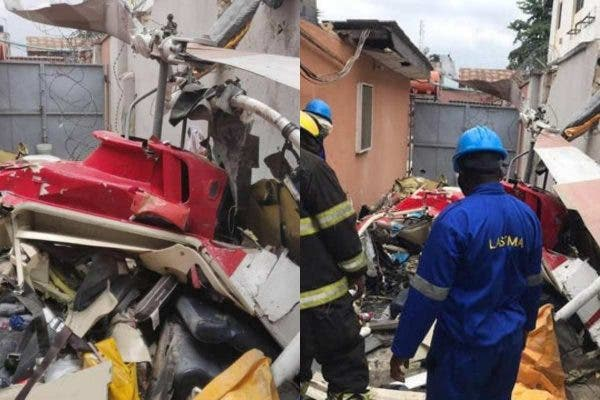 Five Things To Know About Lagos Helicopter Crash
