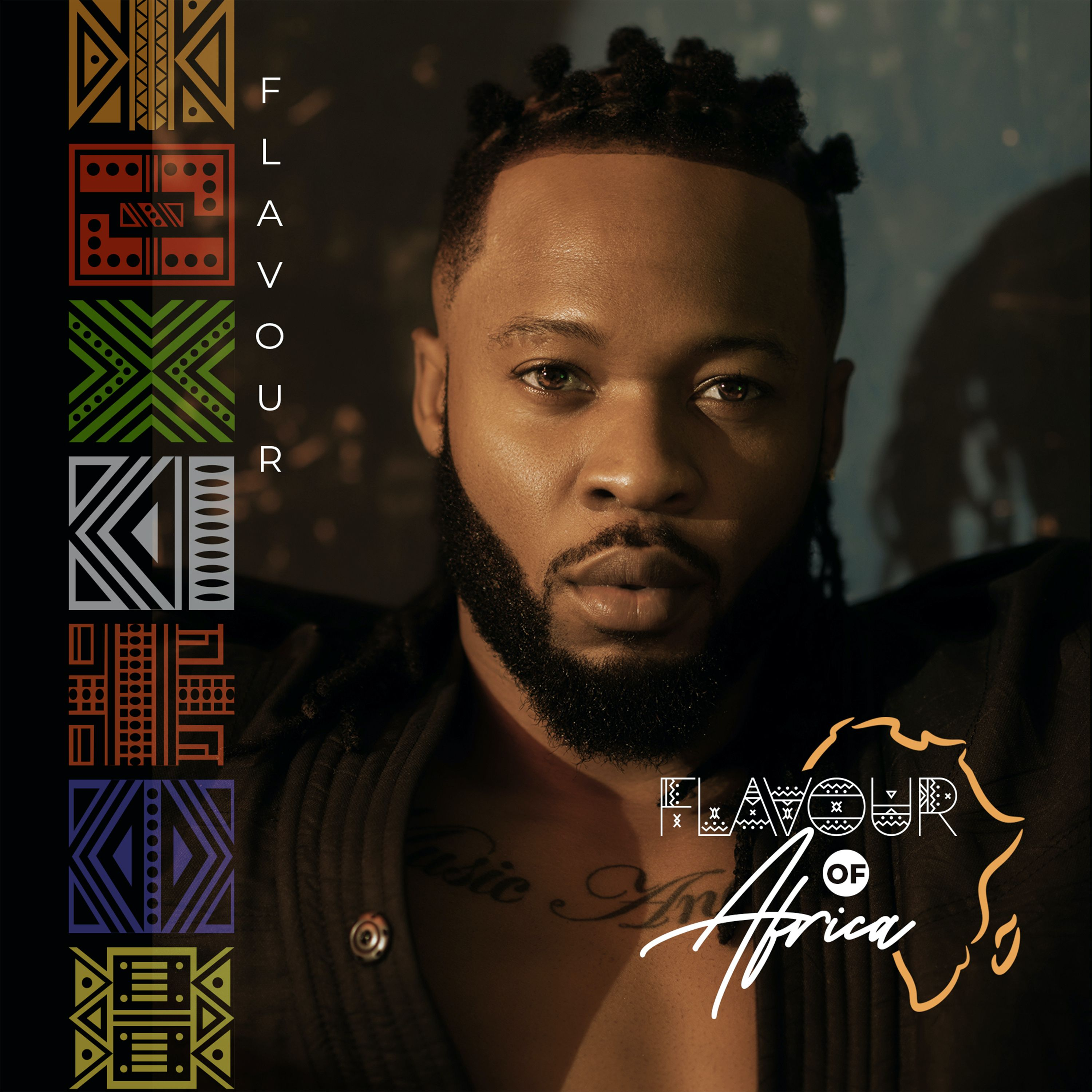 Flavour - Skit Ft. Odumeje