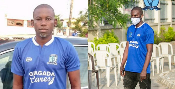 Football Fan Allegedly Shot Dead By Police In Gbagada (See Photos)