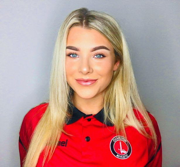 Footballer Maddie Wright Starts 'New Career' Charging Fans £24 For Nude Pics Months After Her Club Sacked Her