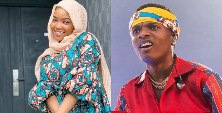 "For calling Buhari an ""Old Man"" I am No Longer a Wizkid Fan - Nigerian Lady says"