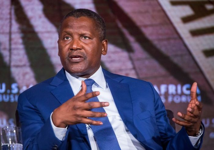 Forbes Includes Dangote, Rabiu, Adenuga In 2021 Africa Richest People (See Top 10)