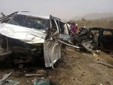 Four People Dead In Ondo Auto Crash (Read Details)