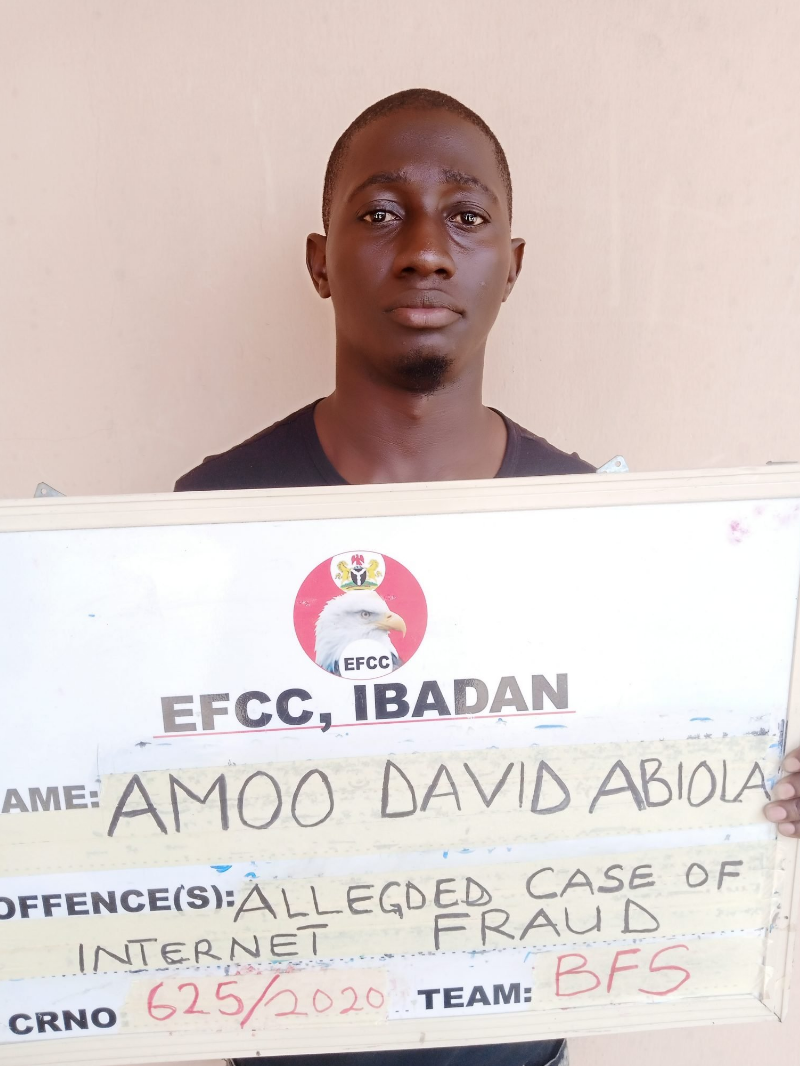 Fraudsters convicted in Ibadan