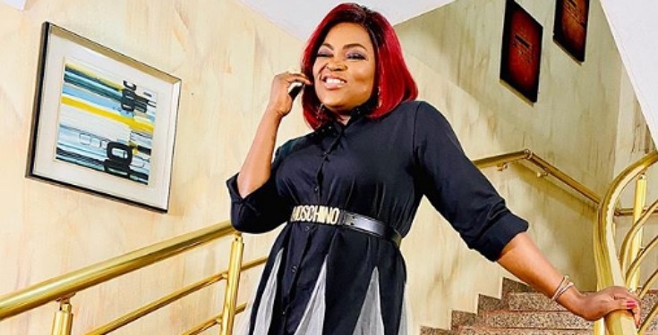 Funke Akindele returns to Social Media Days after her Arrest and Conviction