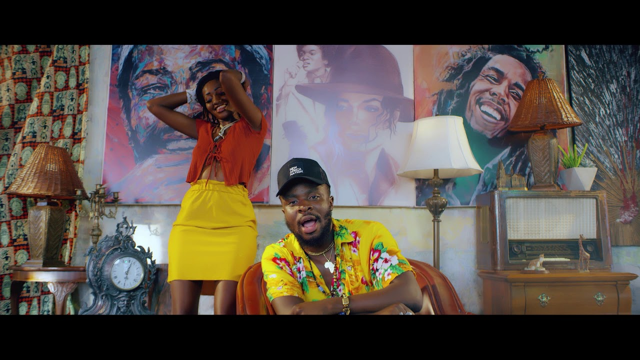 Fuse ODG Ft. Kwesi Arthur - Timeless (Official Video)
