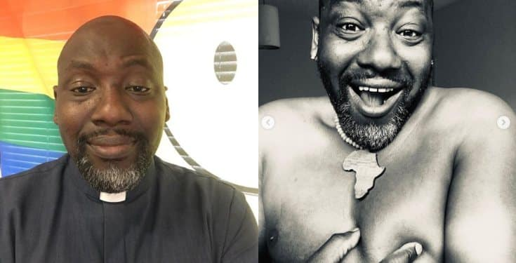 """GAY means God Adores You"" - Gay Nigerian reverend, Jide Macaulay says"