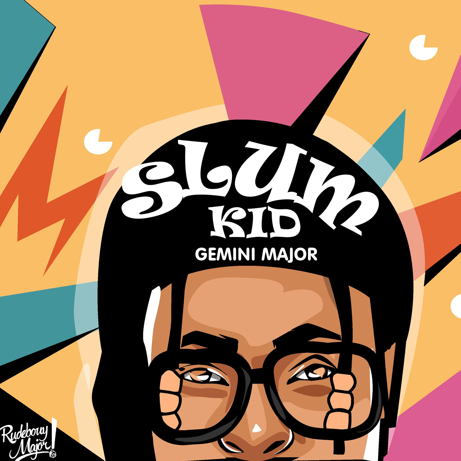 Gemini Major - Slum Kid Ft. K.O