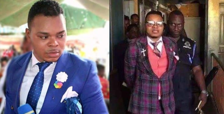 Ghanaian Pastor, Daniel Obinim Arrested by Police
