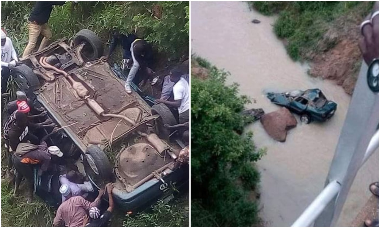 Ghastly Motor Accident Kills Two ATBU Final Year Students & One Graduate (Photos)