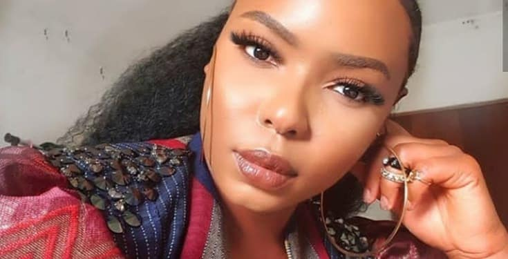 """Giant of Africa with Mouth, Audio Giant"" - Yemi Alade mocks Nigeria"