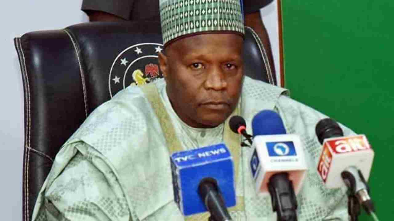BREAKING!: Gombe Governor's Convoy in Accident