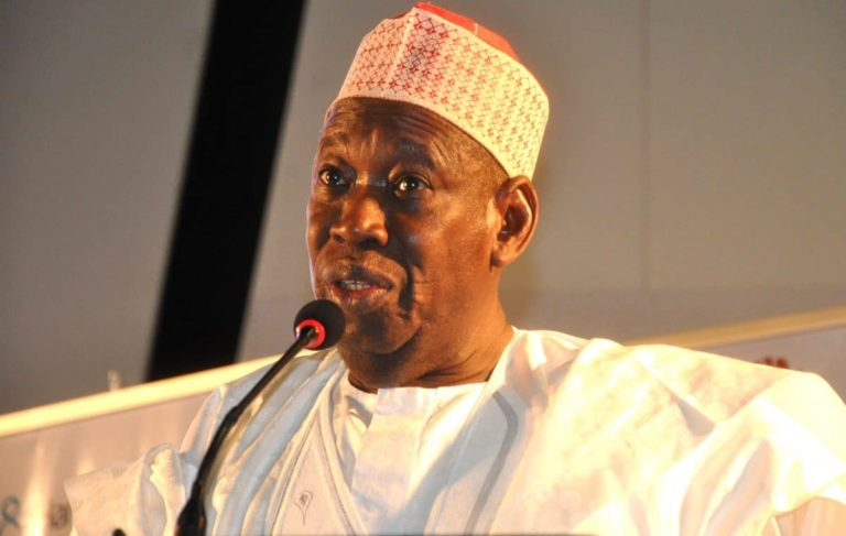 Governor Ganduje Slashes Salaries of Political Appointees by 50%