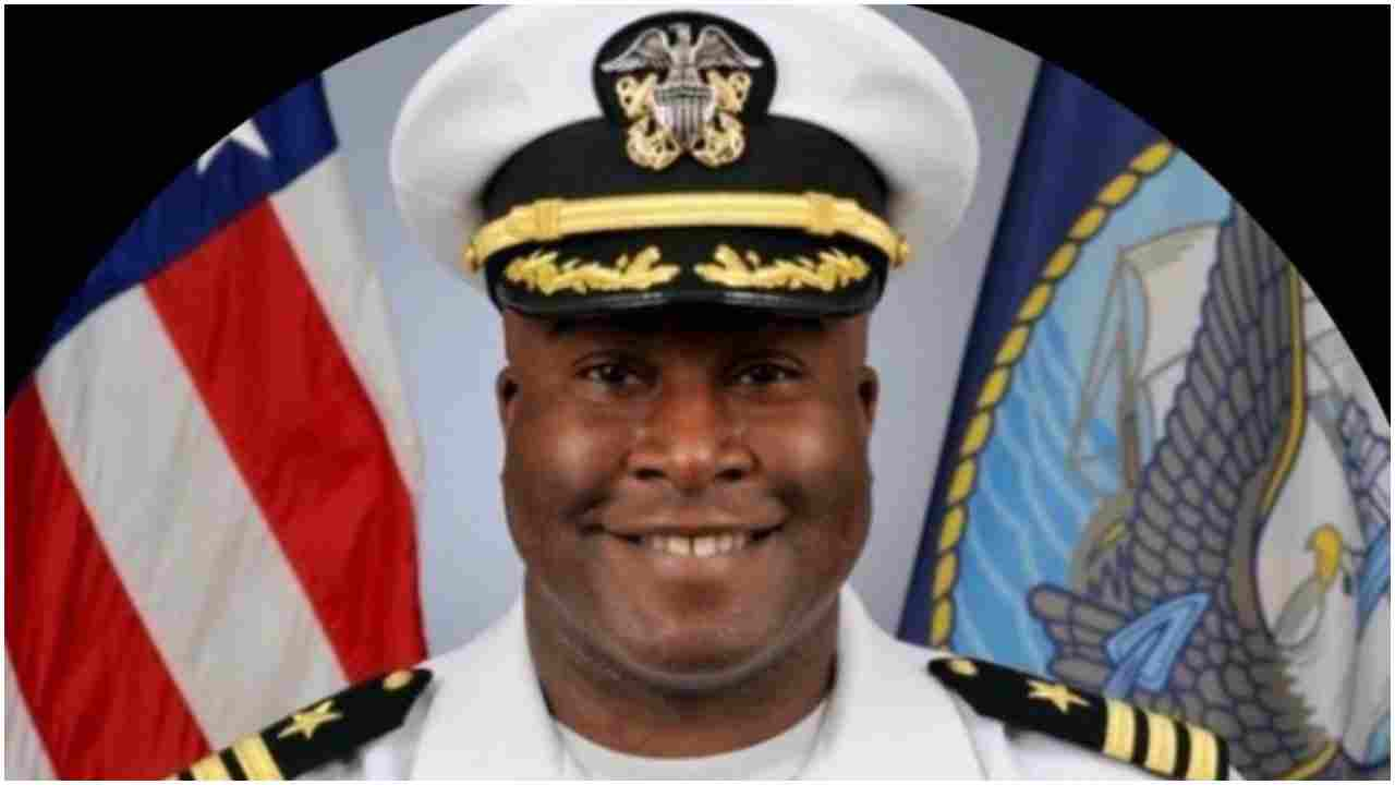 Governor Ikpeazu congratulates Abia born US Navy Commander, Ndukwe