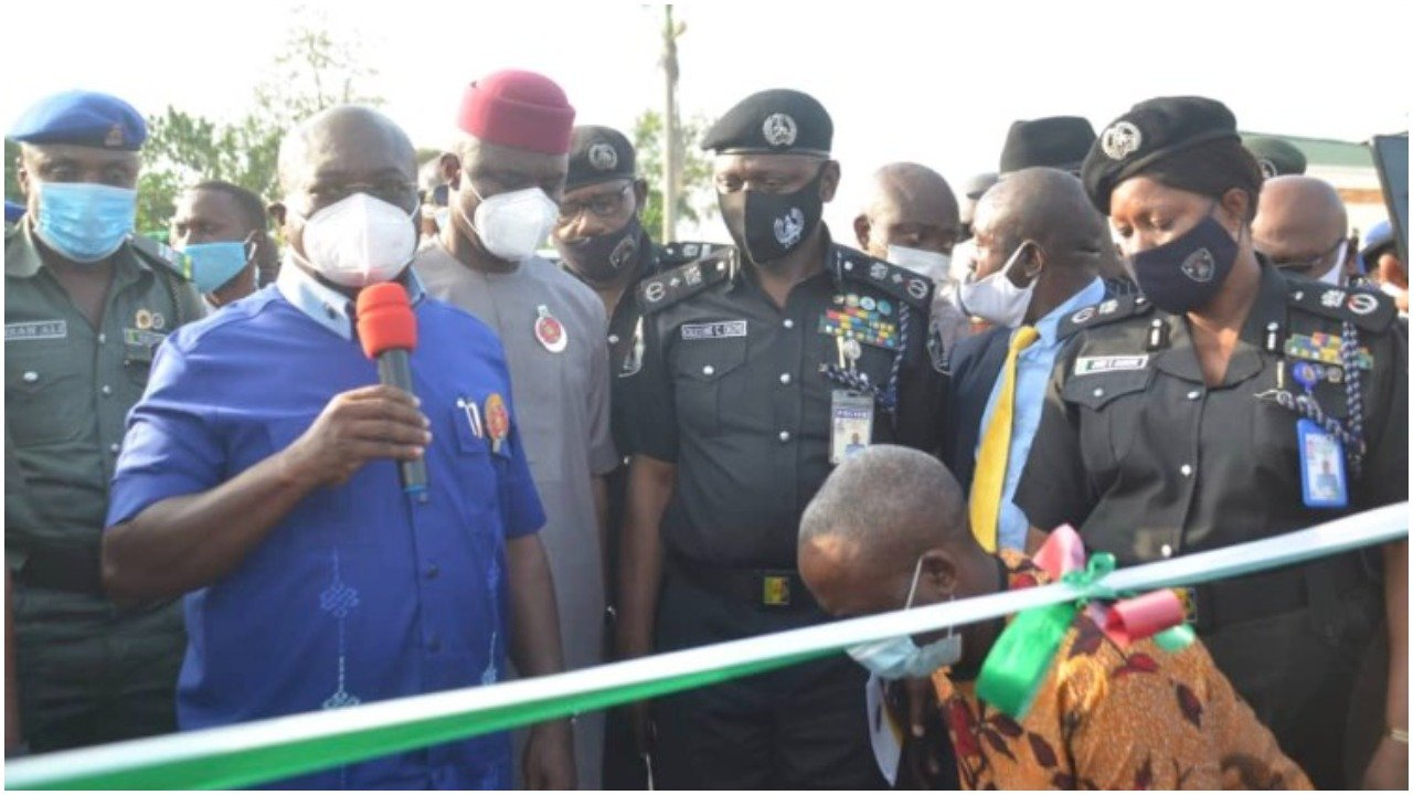 Governor Ikpeazu inaugurates Abia Security Watch