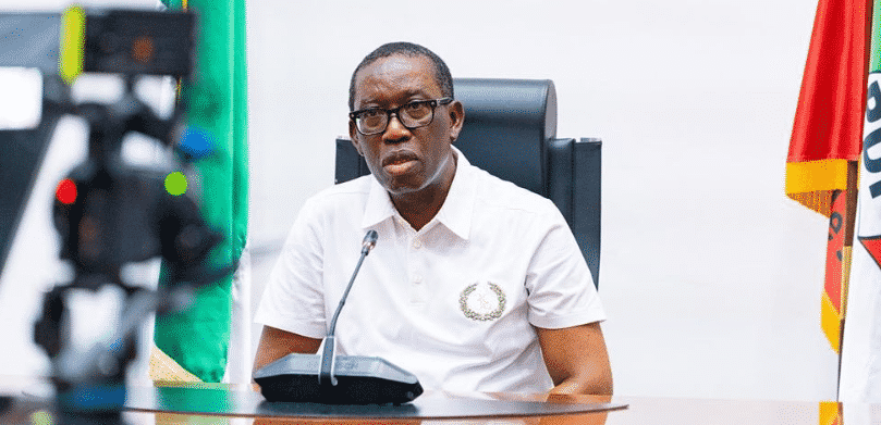 Governor Okowa's daughter tests Positive for Coronavirus