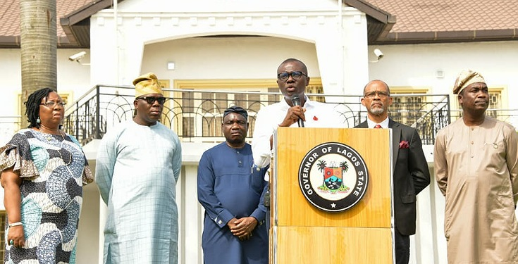 Governor Sanwo-Olu Orders the Instant Closure of Clubs & Bars over Coronavirus