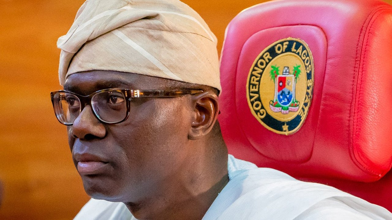 Governor Sanwo-Olu Lifts Curfew In Lagos State