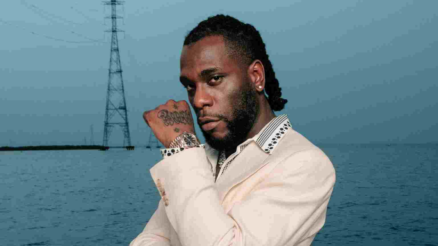 Grammy: I will never forget how so many Prayed that I don't Win - Burna Boy